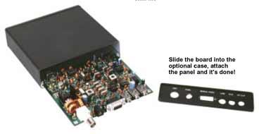 QRP трансивер для работы PSK31.
