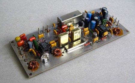 Основная плата трансивера «Аматор-ЭМФ-SA»