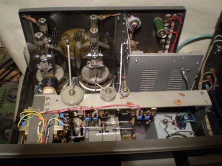КВ усилитель на двух лампах ГУ-81М