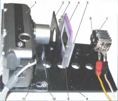 Цифровой фотоаппарат — слайд-сканер