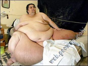 Самому толстому человеку в мире изготовили спецавтомобиль