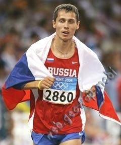 Борзаковский выиграл золото чемпионата Европы по легкой атлетике