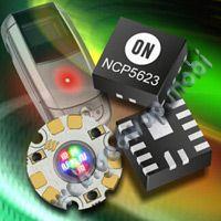 RGB драйвер светодиодов NCP5623AMUTBG для подсветки дисплеев