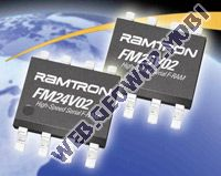 Микросхемы энергонезависимой памяти F-RAM с последовательным доступом