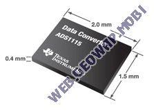 Миниатюрный 16-битный АЦП ADS1115