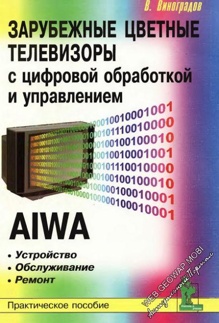 Зарубежные цветные телевизоры: AIWA