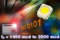 VLMW321xx и VLMW322xx - новые серии белых светодиодов