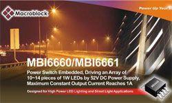 MBI6661 - DC/DC преобразователь